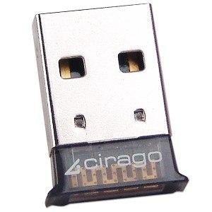 Cirago BTA-3210 EDR BT v2 0 Micro USB Adapter up to 33 feet