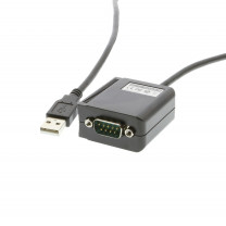 Coolgear USB to RS232 Isolated TTL CMOS Adapter Cable with TB